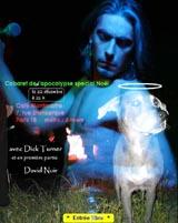 cabaret de l'apocalypse - Dick Turner - David Noir